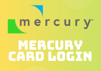 mercury card login