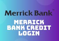 merrick bank credit login