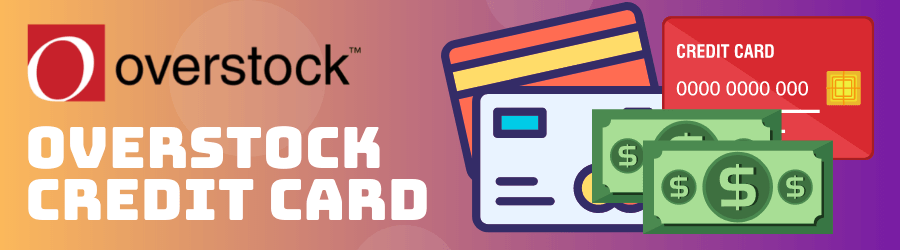 overstock credit card