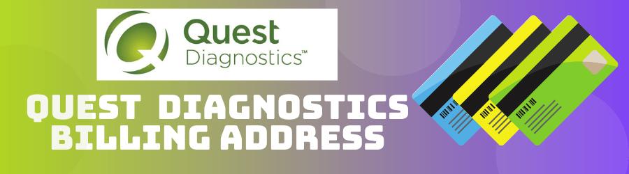 quest diagnostics billing address