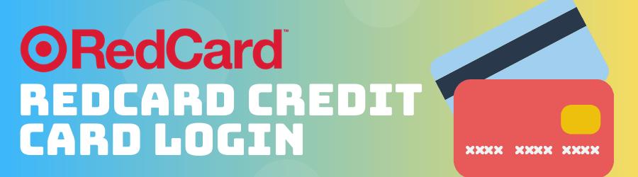 redcard credit card login