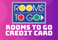 rooms to go credit card