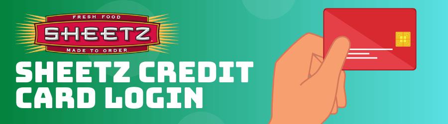 Sheetz Credit Card