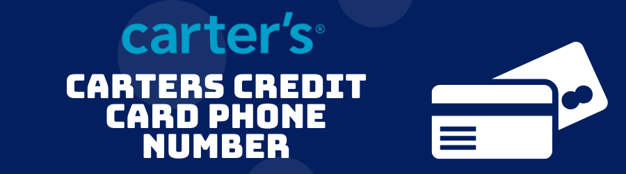 Carters Credit Card Payment