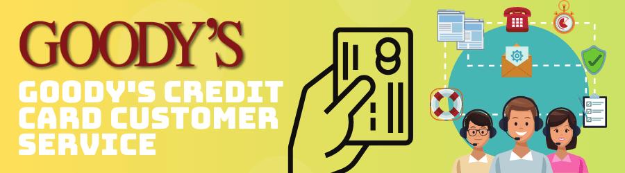 goodys credit card