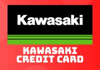 kawasaki credit card