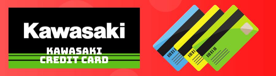 kawasaki credit card login