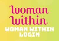 woman within login