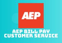 AEP Pay Bill