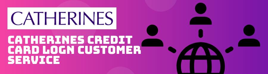 Catherines Credit Card Login