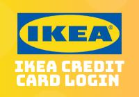 ikea credit card login